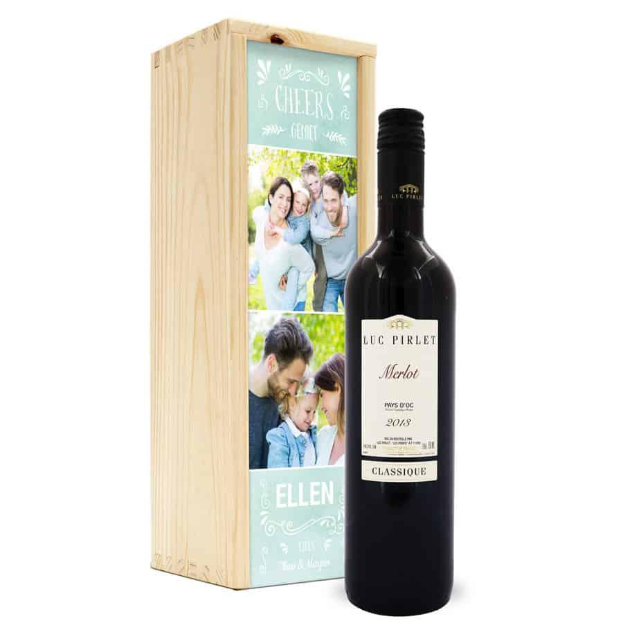 wijn kist cadeau 50