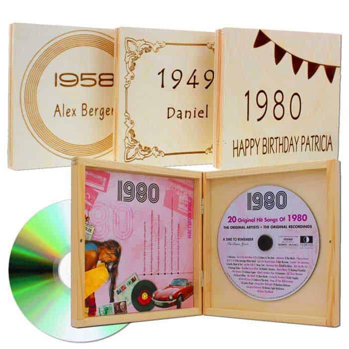 50 Jaar Cadeau Muziek
