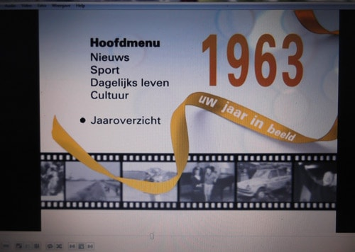 screenshot 50 jaar cadeau dvd