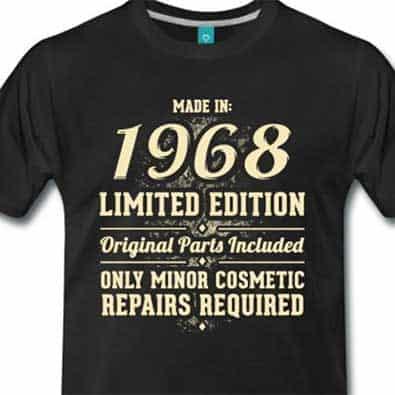 origineel cadeau 50 jaar abraham Persoonlijk shirt Abraham of Sarah – 50 Jaar Cadeau origineel cadeau 50 jaar abraham