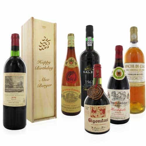 wijn collectie 50 jaar oud