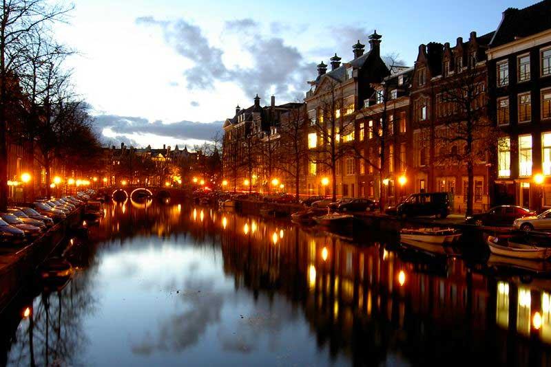 Amsterdamse Gracht 50 Jaar