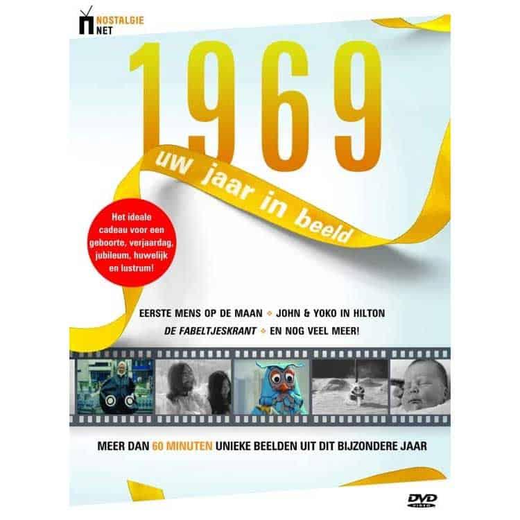 DVD 50 Jaar Voorpagina