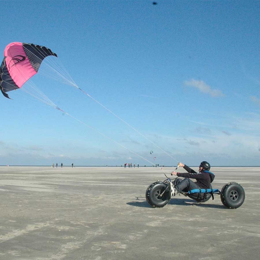 Kite Buggy 50 Jaar