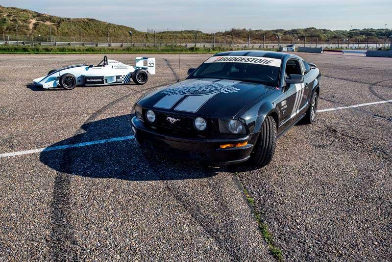 Race Belevenis Zandvoort