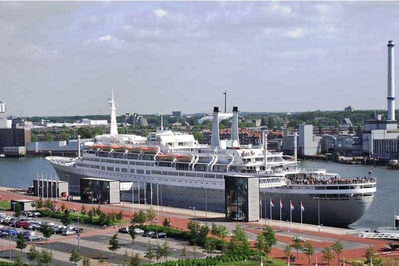 SS Rotterdam Cadeau