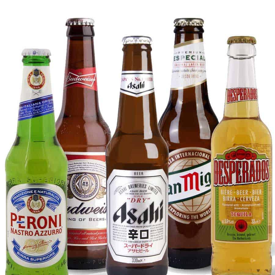 Bieren Overzicht 50 Jaar Jubileum
