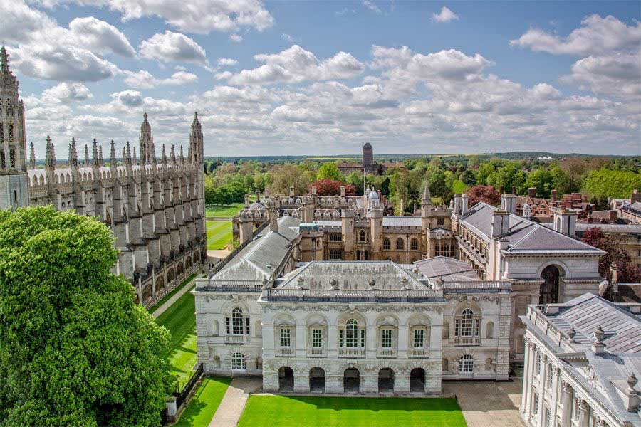 Cambridge Cadeau Idee 50