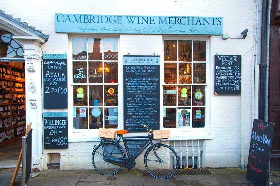 Cambridge Cruise Cadeau