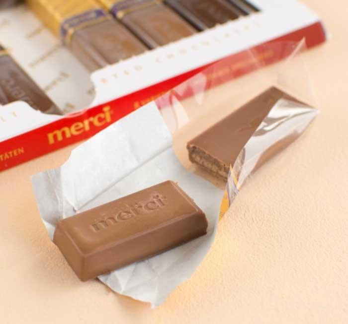Chocolade 50 Jaar Jubileum