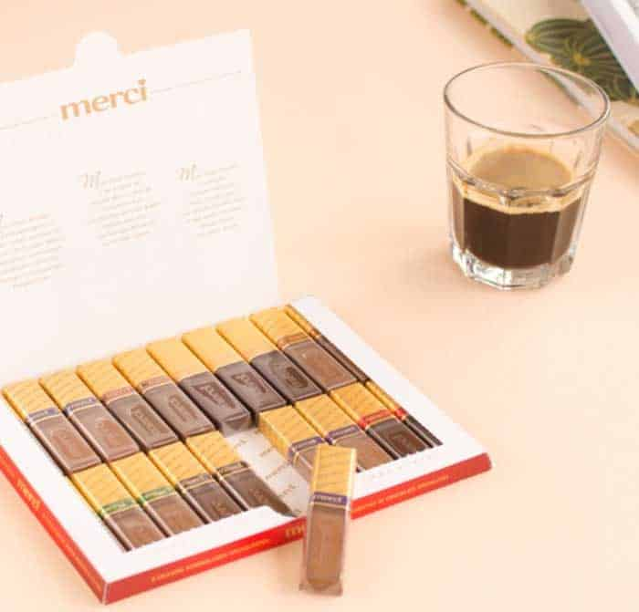 Chocolade Cadeau 50 Jaar Jubileum