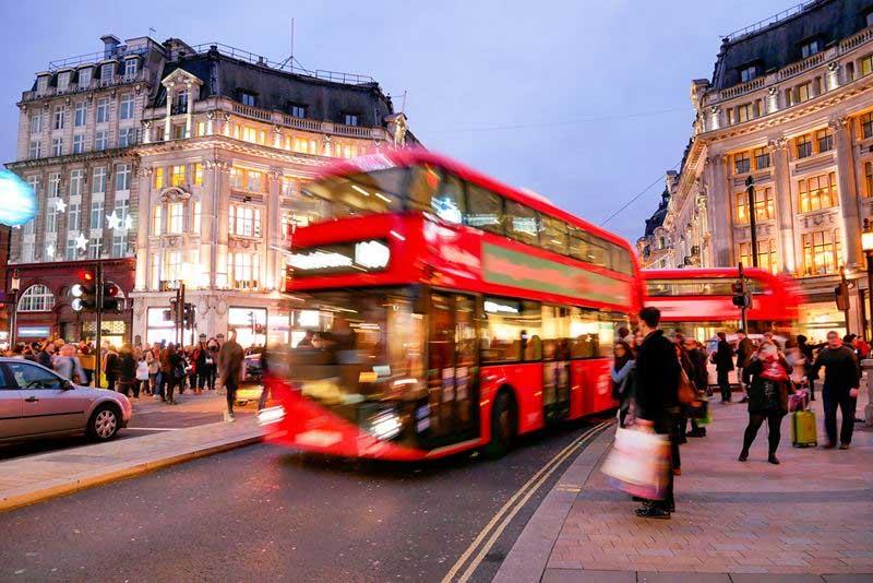 Cruise London 50 Jaar