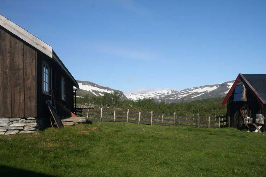 Noorwegen Huisje Overnachting
