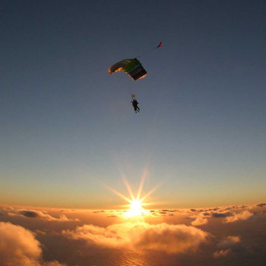 Parachute Cadeau 50 Jaar