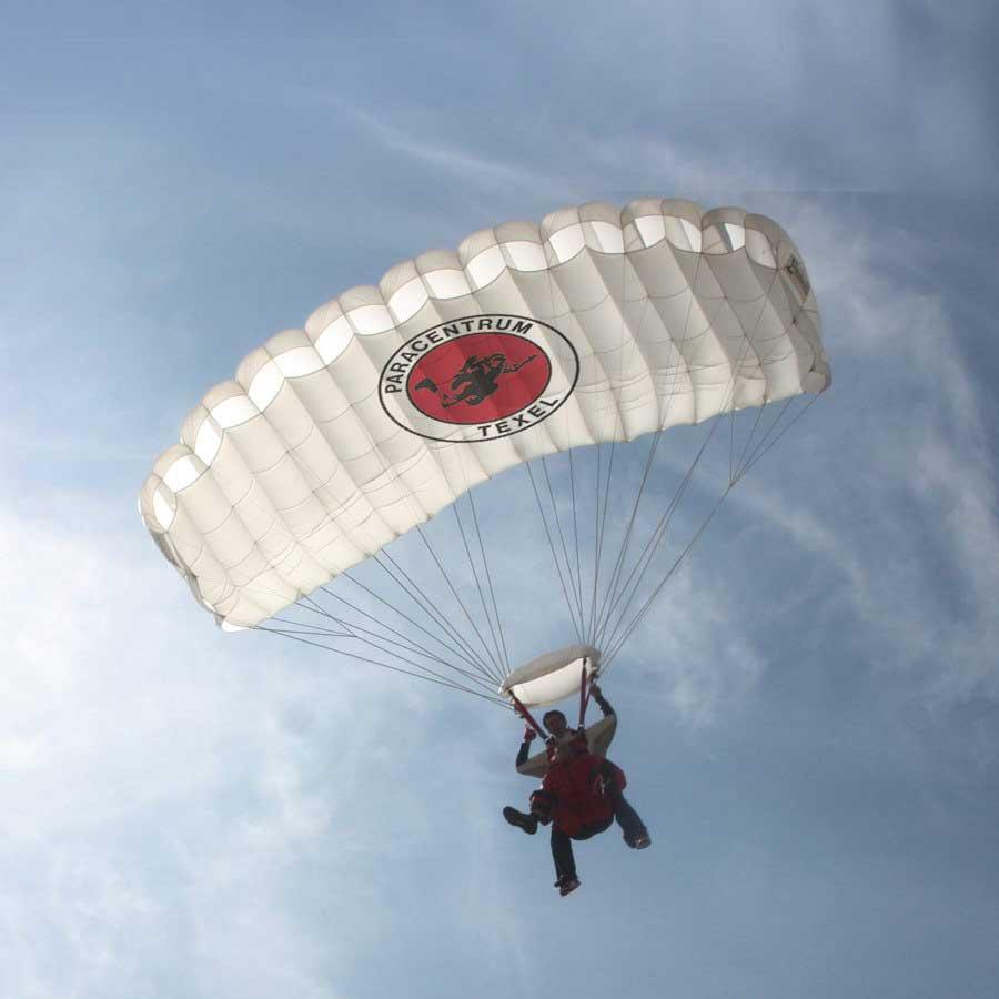 Parachute Springen Belevenis