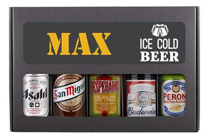 Persoonlijk Bierpakket Bedrijfsjubileum 50