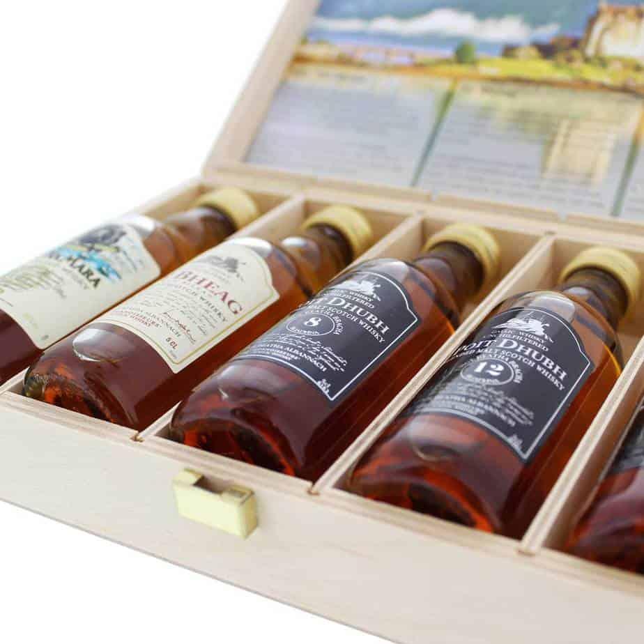 Sarah Abraham Whisky Cadeau