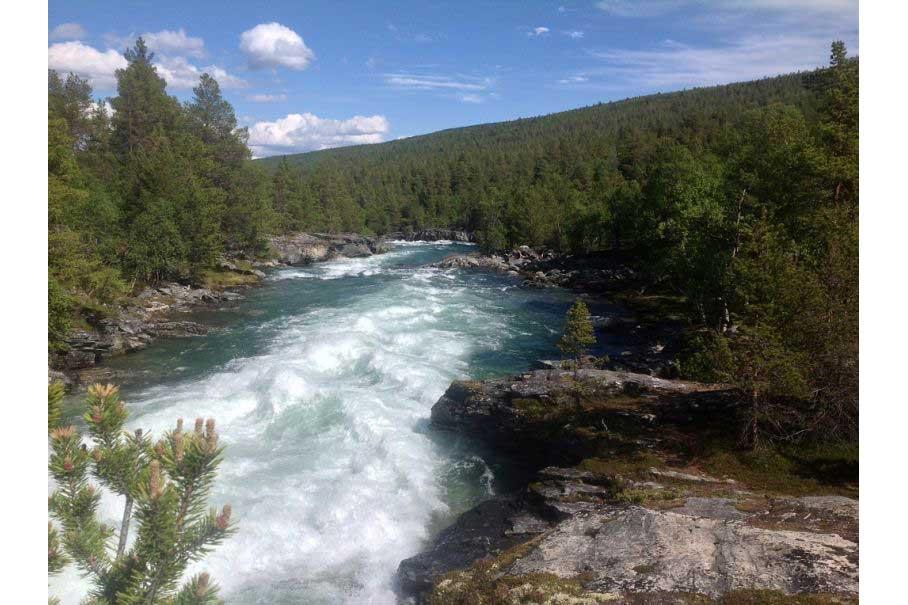 Water Noorwegen Omgeving