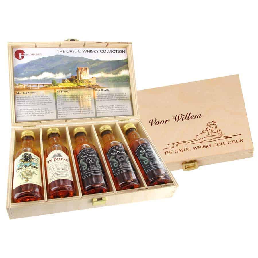 Whisky 50 Jaar Cadeau