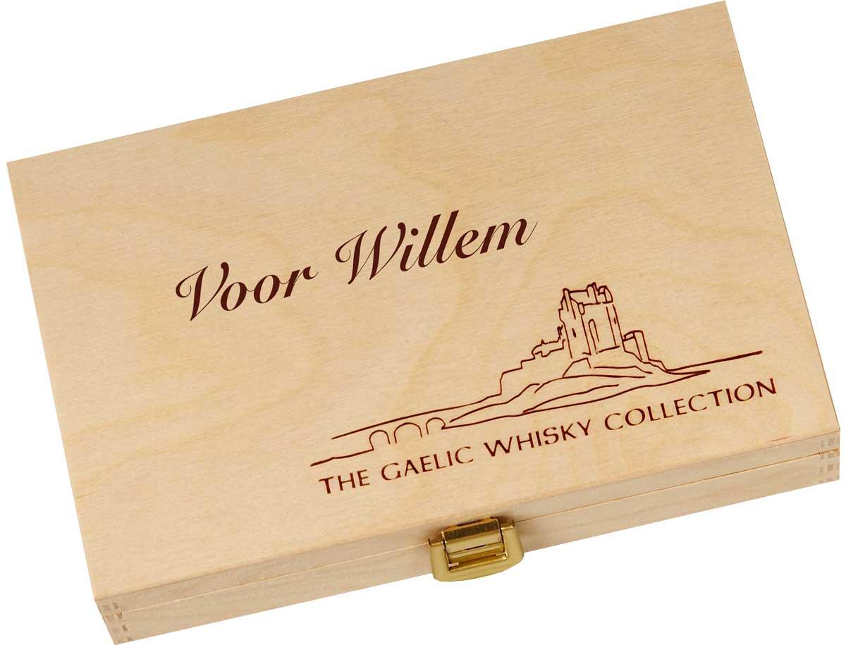 Whisky Collectie Persoonlijk Cadeau