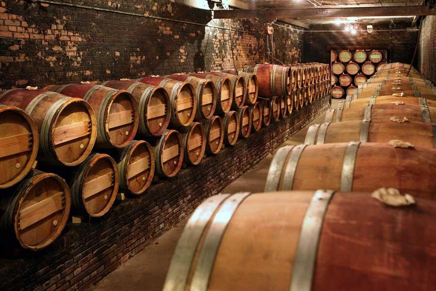 Wijnvaten Belevenis 50 Jaar