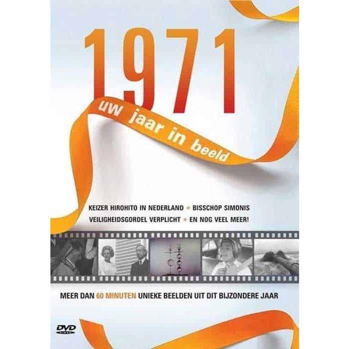 1971 DVD 50 Jaar